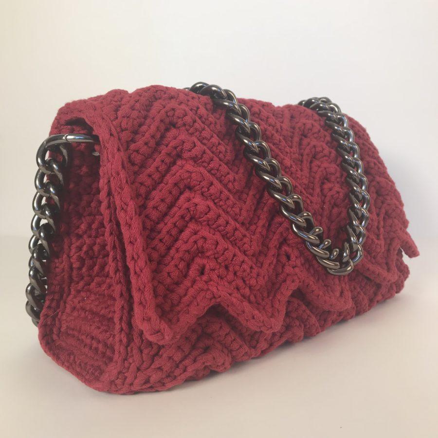 Handmade shoulder bag 9ca5571af39